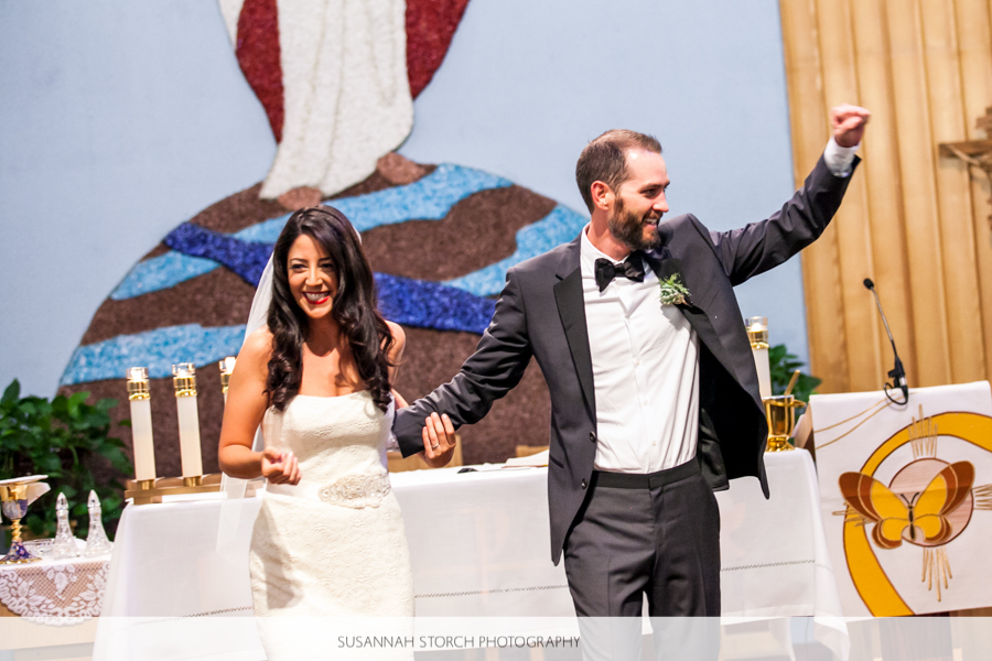 cabrini-shrine-colorado-wedding-recessional