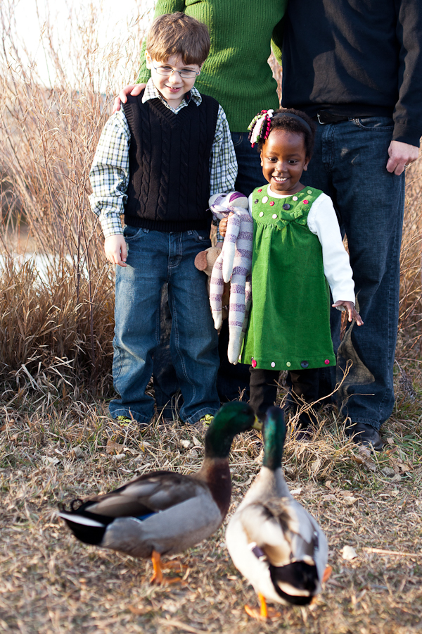 ducks-and-kids